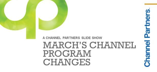 March's Channel Program Changes