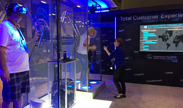 Dell EMC World: Customer's Day in the Life