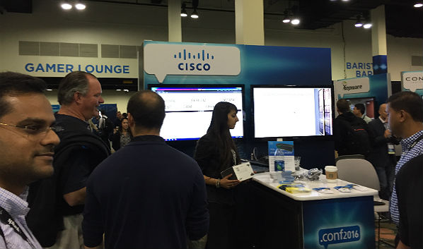 Splunk Worldwide Users' Conference: Cisco