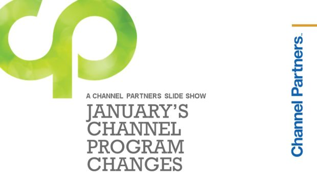 January's Channel Program Changes