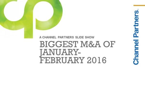 Big M&A: Introduction