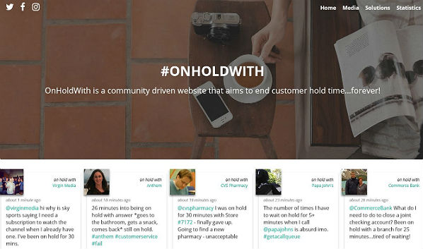 Call Center Advancements: Fonolo's Onholdwith.com
