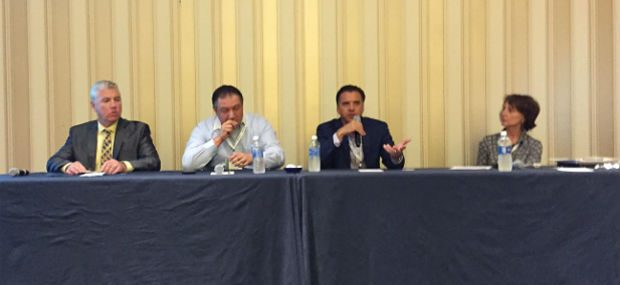 Channel Partners panel