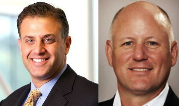 Channel People on the Move: CyrusOne's John Gould & Brent Behrman