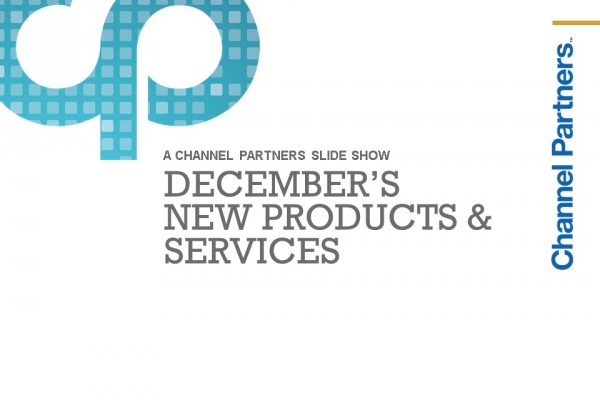 December's New Products and Services: Introduction