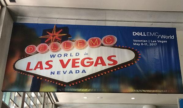 Dell EMC World: Viva Las Vegas