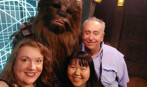 Splunk Worldwide Users' Conference: Let the Force Be With You