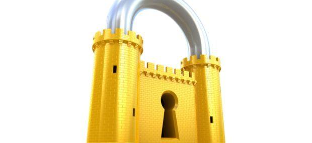 Fortress padlock