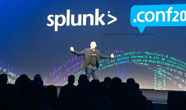 Splunk Worldwide Users' Conference: AWS Partnership