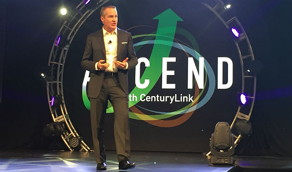 CenturyLink Ascend: SPA's Terence Gleeson