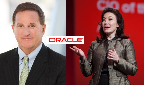 CEO Salaries: Oracle