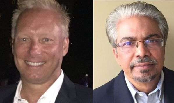 People on the Move: Global Capacity's Rob Olson and Tony Thakur
