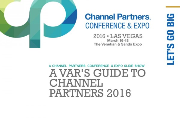 A VAR's Guide to Channel Partners 2016: Introduction