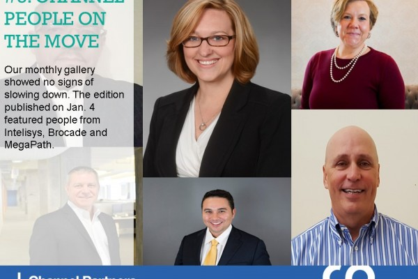 January's Top Stories: Channel People on the Move
