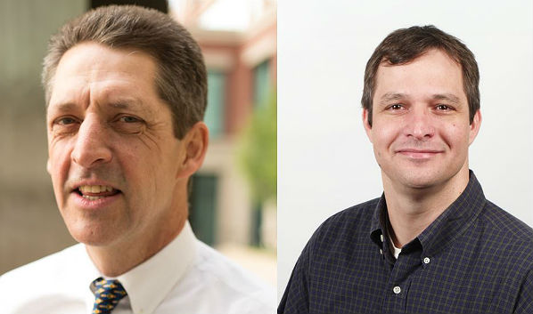 People on the Move: IGEL Technology's Simon Clephan and Doug Brown