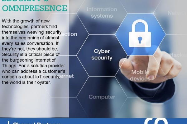 Securing the IoT: Security's Omnipresence