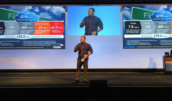 Ingram Micro Cloud Summit: Nimesh Davé