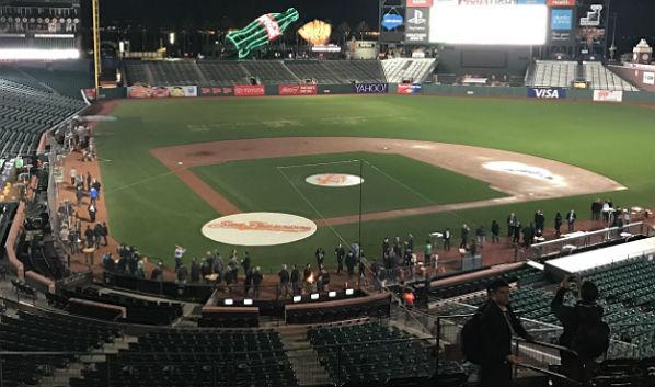 Google Cloud Next '17: Baseball, Anyone?