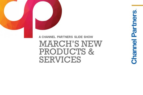 March's New Products and Services: Introduction