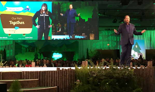 Dreamforce '16: CEO Mark Benioff