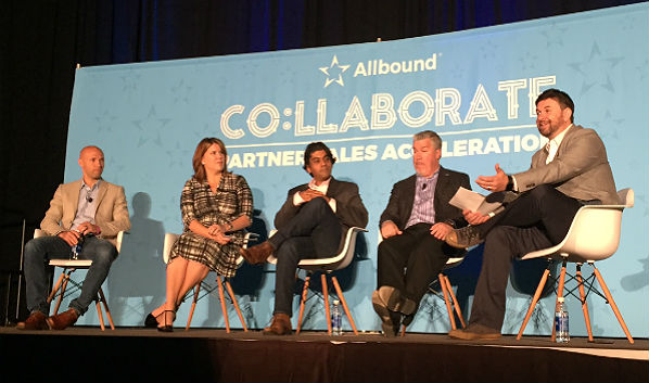 Allbound Co:llaborate: Panel Talks Scaling With Partners