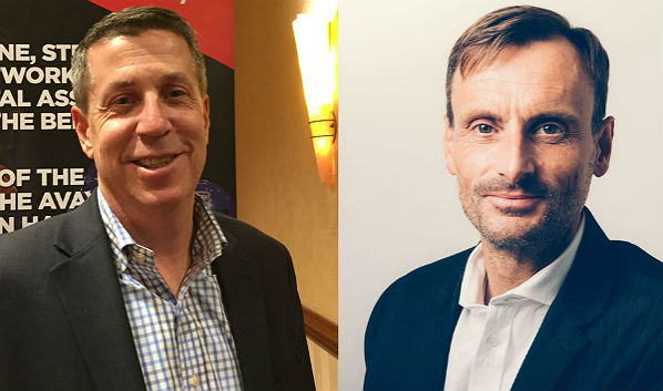 Channel People on the Move: Avaya's Gary Levy and Walter Denk