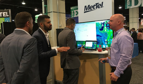Channel Partners Evolution Expo Hall: MetTel