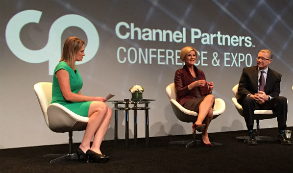 On Stage at Channel Partners: AT&T & IoT