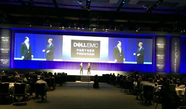 Dell EMC World: Partner Program