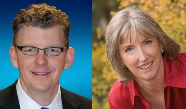 Channel People on the Move: Westcon-Comstor's Andrew Warren and Carol Giles Neslund