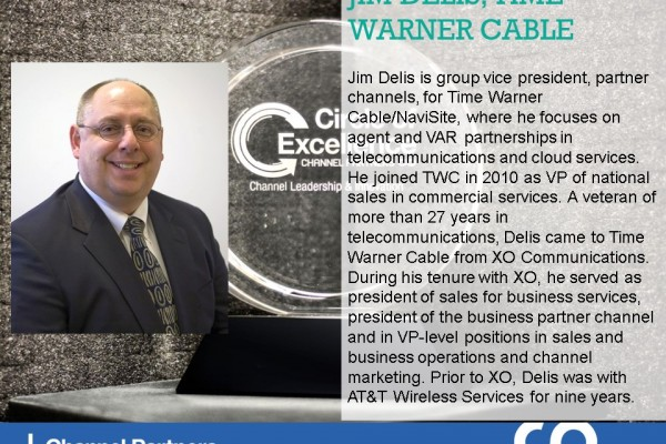 2016 Circle of Excellence: Time Warner Cable's Jim Delis