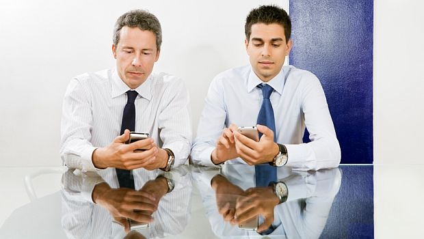 Business Phone dudes