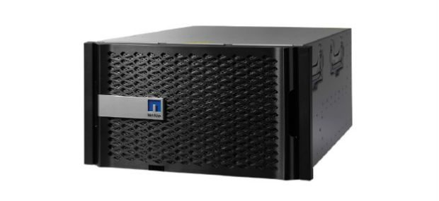NetApp all flash storage