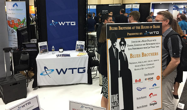 The Channel Partners Expo Hall: WTG