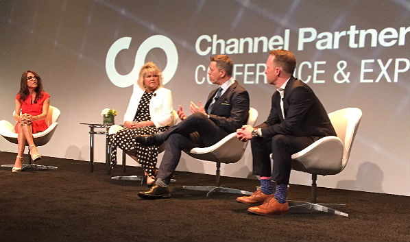 On Stage at Channel Partners: The Hiring Challenge
