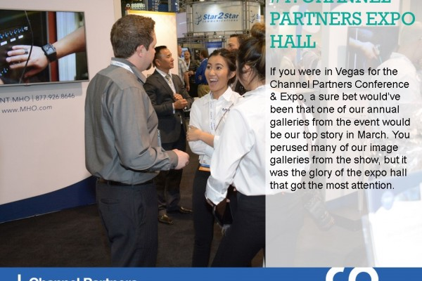 Top Stories in March: Channel Partners Expo Hall