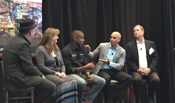 Intelisys' New England Mindshare: Contact Center Panel