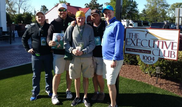 TWC at The Masters: Intelisys & TWC
