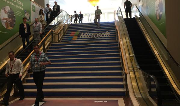 Ingram Micro Cloud Summit: Microsoft