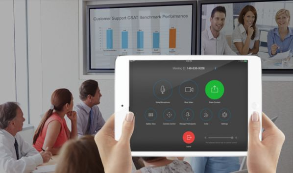 New Services Roundup: RingCentral's Rooms