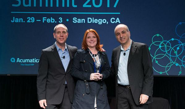 Acumatica Summit 2017: Partner Awards
