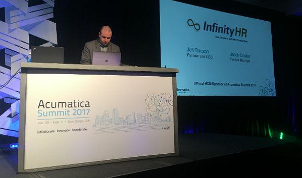 Acumatica Summit 2017: InfinityHR