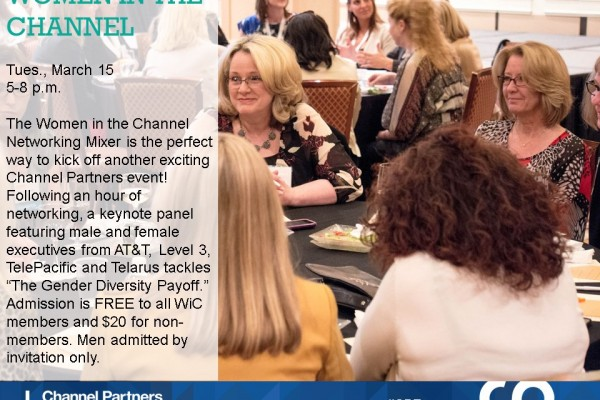 An Agent's Guide to Channel Partners 2016: Women in the Channel