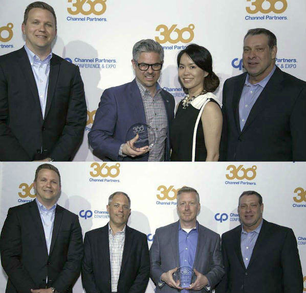 CP 360° Winners: Infinit Consulting, Liquid Networx
