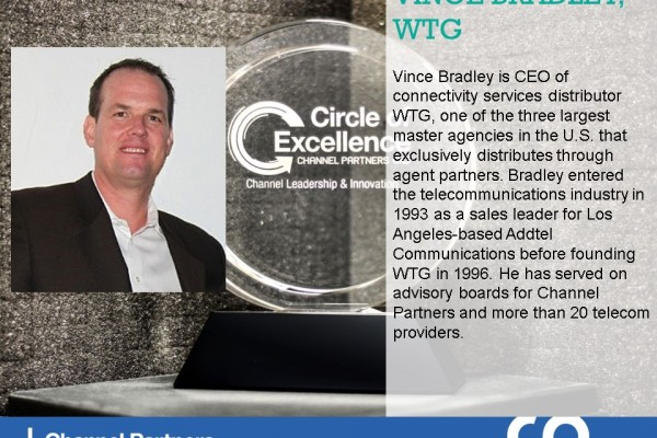 2016 Circle of Excellence: WTG's Vince Bradley