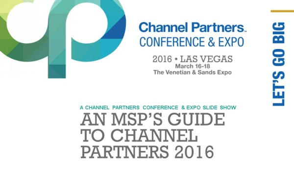 An MSP's Guide to Channel Partners 2016: Introduction