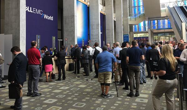 Dell EMC World: Registration