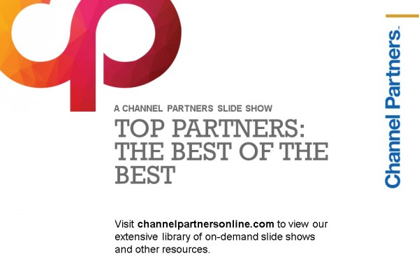 Top Partners: Visit the Channel Partners Home Page