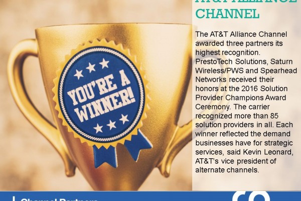 Top Partners: AT&T Alliance Channel