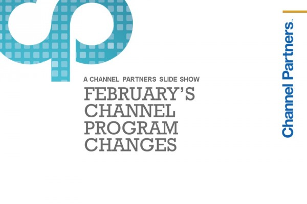 Channel Program Changes: Introduction
